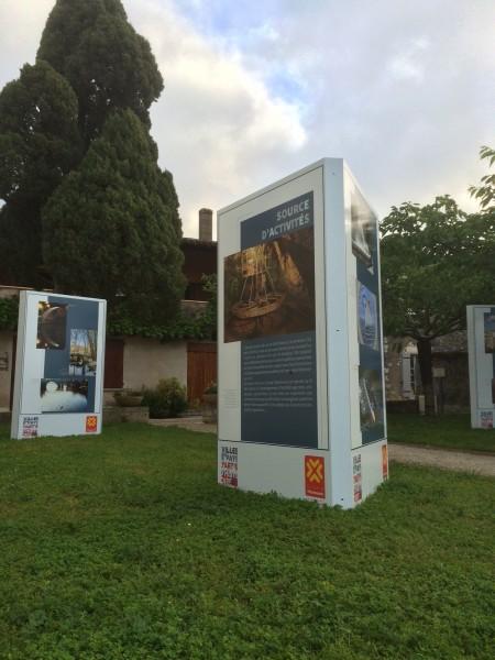Structures d'exposition en Lot et Garonne