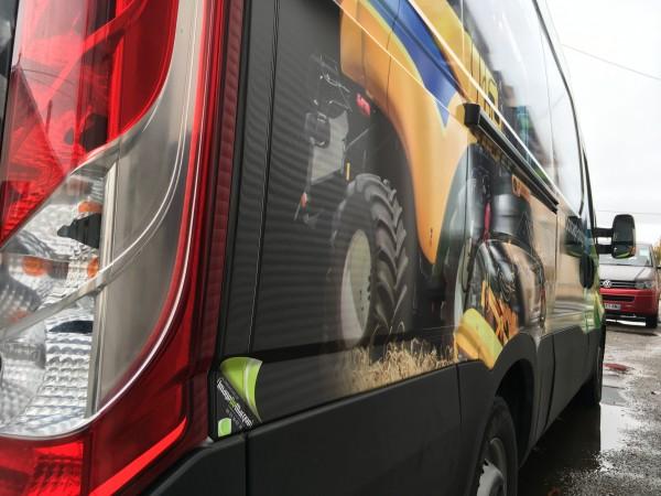 Total covering publicitaire par (ImageDeMarque) pour Concept-Prog à Marmande