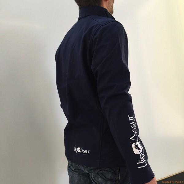 Marquage veste flex