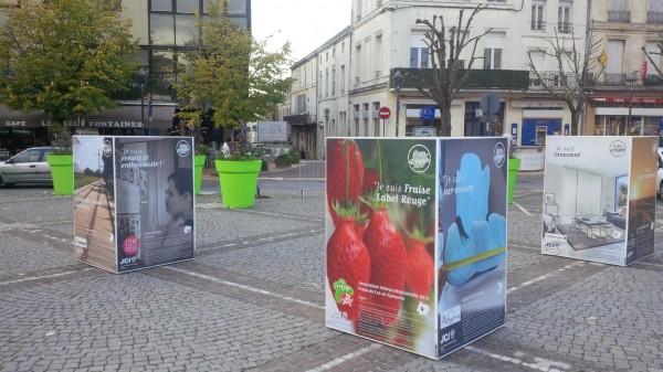 Impression numérique à Marmande - Exposition Jeune Chambre Economique - (ImageDeMarque)