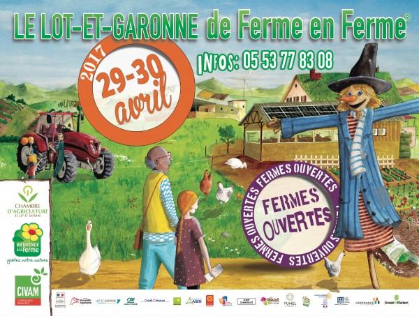 Conception et impression d'affiches 4x3 à Villeneuve-sur-Lot et Agen