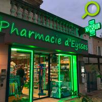 Habillage de la pharmacie d'Eysses à Villeneuve-sur-Lot